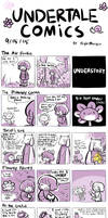 UNDERTALE COMICS by NightMargin
