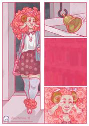 Belle en Rose, Page 1 by MissAnnaMatronic