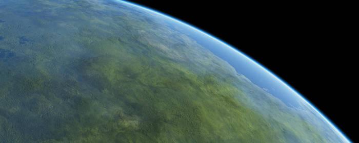 Procedural Planet Test Set 8 by nvseal