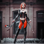 Blood Rayne Cosplay by AngeliqueDeSange