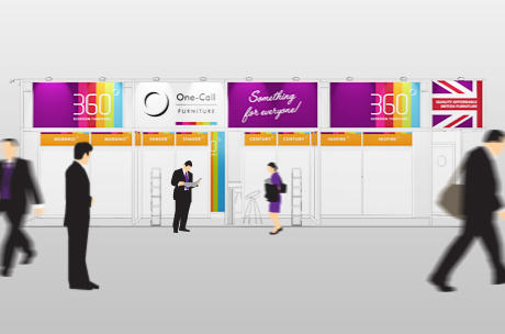 360 Furniture Brand Identity 3 by BrilliantCreate