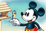 Mickey Mouse by zdrer456