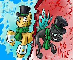 Jekyll and Hyde by Samaerro