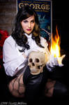 Zatanna: Seer of Souls by Meagan-Marie