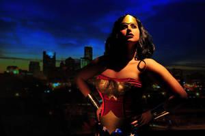 Wonder Woman 2.0 Teaser by Meagan-Marie