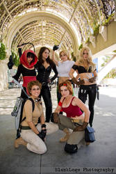 Danger Girl Cosplay 2 by Meagan-Marie