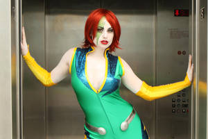 Velocity Cosplay 2 by Meagan-Marie