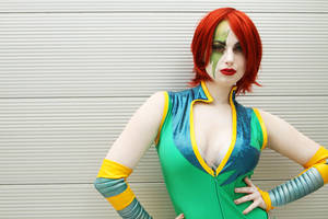 Velocity Cosplay 3 by Meagan-Marie