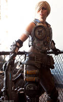 Gears of War Cosplay 4 by Meagan-Marie