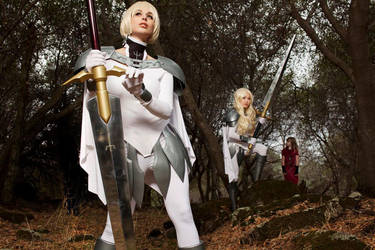 Claymore Teaser 3 by Meagan-Marie