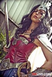 Warrior Wonder Woman Teaser by Meagan-Marie