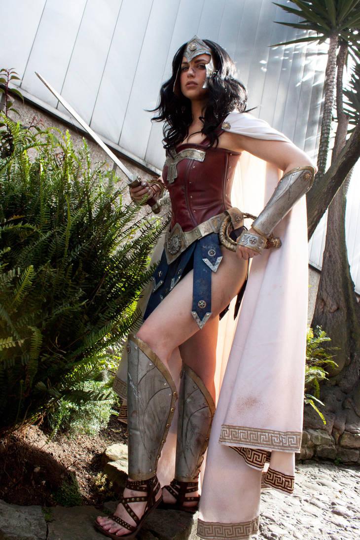Warrior Wonder Woman Teaser 2 by Meagan-Marie