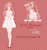 Teto Kasane + DL by Unhealthy-life