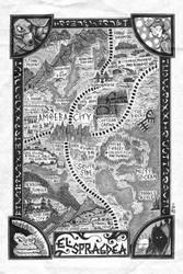 El Spragdea Map Commission by JC-MCNAMEE