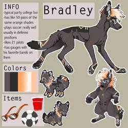 Bradley ref by Mayzie11
