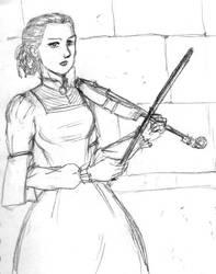 Fiddler by ultorgabrihel