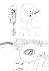 Doodles by LassieTheArtist