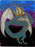 Infinity Dragon by NovaStarr
