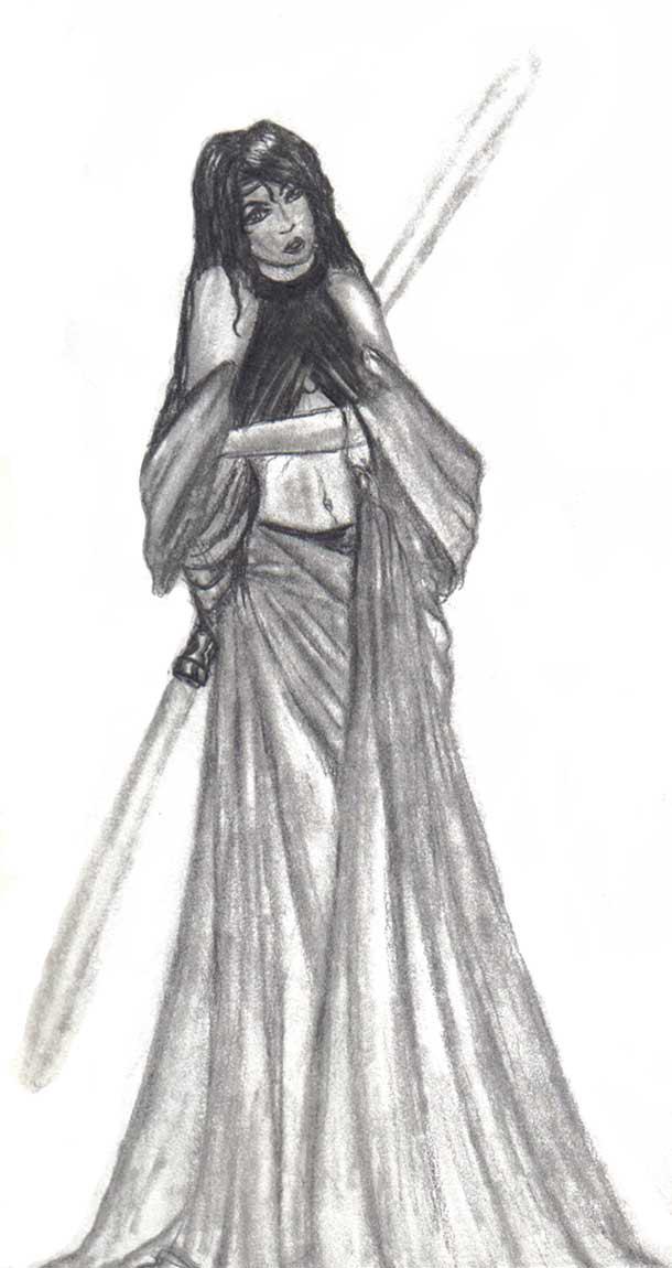 Jedi Jade by NovaStarr
