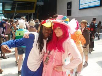 pinkie pie cosplay by sakuratard17