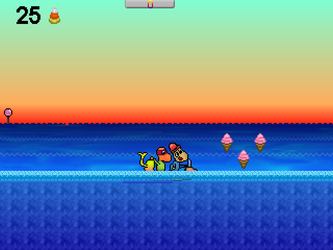 Speed Boat Bonus Level by Galato901