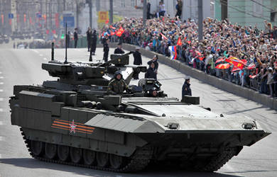 T-15 Armata by unspacy