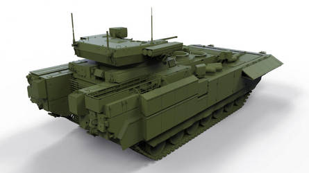 T-15 Armata pic 3 by unspacy