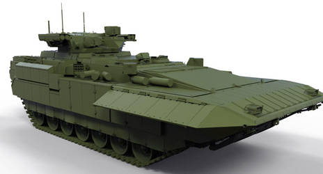 T-15 Armata pic 2 by unspacy