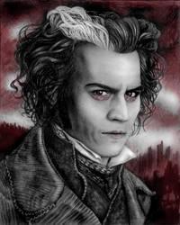 .: Sweeney Todd :. by kristymariethomas