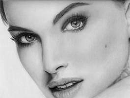 Natalie Portman by kristymariethomas