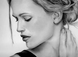 Jennifer Garner by kristymariethomas