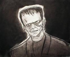 Frankenstein by FutureReagan
