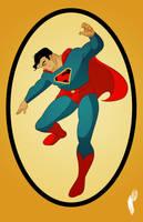 Fleischer Superman by SGTMADNESS