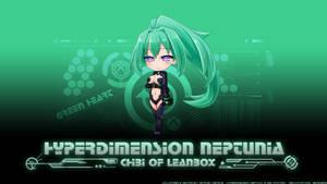 [wallpaper] Chibi of Leanbox (4K) by akiranyo