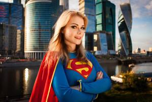 I'm ready to save you! by CaptainIrachka