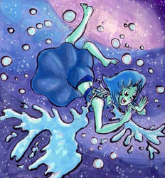 Lapis Lazuli by Sleepy17