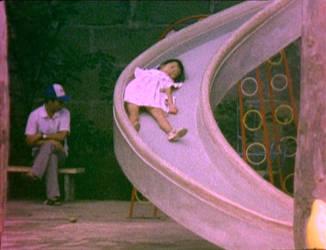 Girl on slide by dreamteamof1