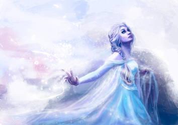 Elsa by SerWetka