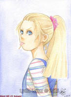 SH2 Watercolor Series_Laura by Lilly-Lamb