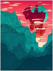 016 // Tectonic Shift by Ad-Draws