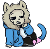 [PgD]Kitty Sans by Alkiton