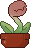 Pixel plant 6 by Alkiton