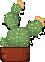 Pixel plant 5 by Alkiton