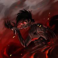Set Me on Fire by Robo-Shark