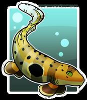 Shark Week: Epaulette Shark by Robo-Shark