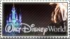 Walt Disney World Stamp by Robo-Shark