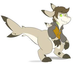 Dinosherk by Robo-Shark