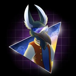 Badass Bird by Robo-Shark