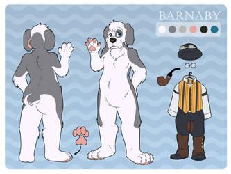 [COM] Barnaby Ref by Robo-Shark