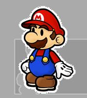 Paper Mario Next Generation - Concept by MonoKhromatik